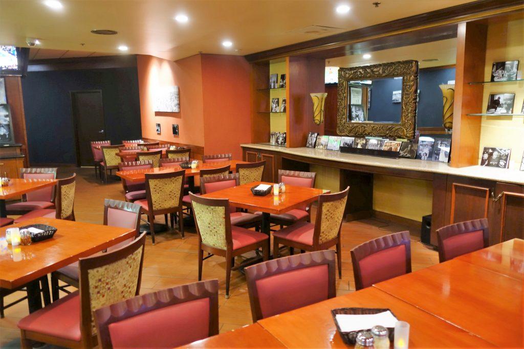 Naked City Pizza At El Cortez - Restaurant - Las Vegas